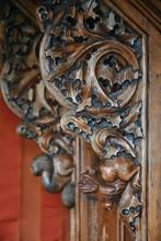 Alcazar Of Segovia Decoration