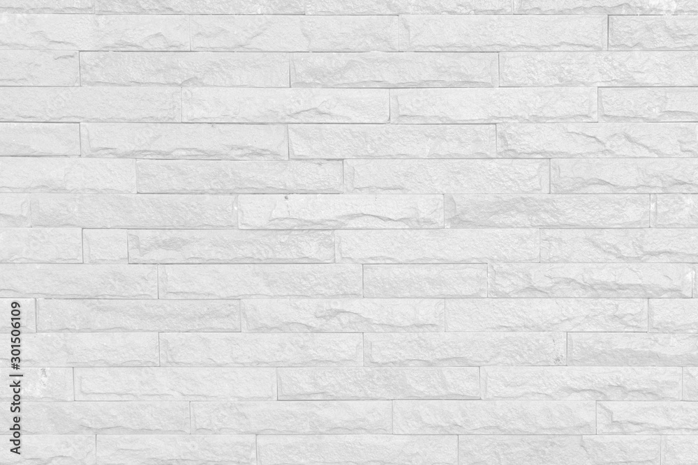 Fototapety, obrazy: white brick wall texture,abstract cement surface background,concrete pattern,ideas graphic design for web design or banner