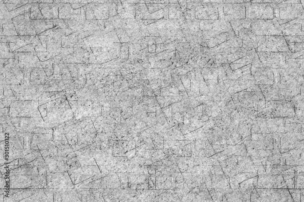 Fototapety, obrazy: White wall or gray paper texture,abstract cement surface background,concrete pattern,painted cement,ideas graphic design for web design or banner