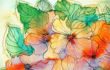 Watercolor Painting Impression...