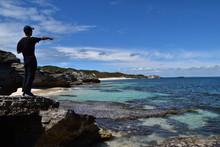 Rottnest Island In Western Aus...