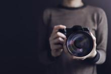 Photographer Taking Self-Portr...