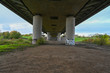 Flughafenbrücke