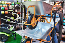 Garden Wheelbarrows And Tools In Store