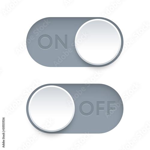 Switch On Off Tapéta, Fotótapéta