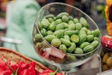 Green Fruit Vegetable Melodii ...