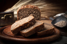 Wholemeal Bread With Sunflower...
