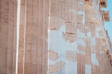 Restaurierte Antike Säulen De...