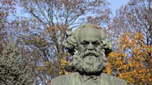 Monument Karl Heinrich Marx - German Philosopher, Sociologist, Economist, Writer, Poet, Political Journalist, Linguist, Public Figure