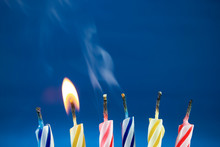 Colorful And Fun Birthday Cand...
