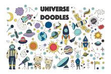 Big Universe Galaxy Space Dood...