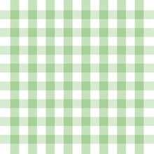 Checkered Green And White Chec...