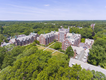 Aerial View Of Wellesley Colle...