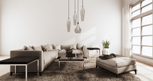 Living Room Modern Style With ...