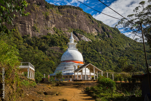 Buddhists temple