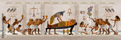 Ancient Egypt Canvas Print