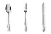 Set Of Cutlery Spoon Fork And ...