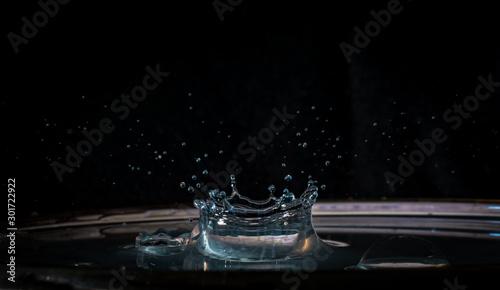 Valokuva  Gocce, acqua, drop, goccia d'acqua