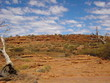 Outback Wüste in South Australia
