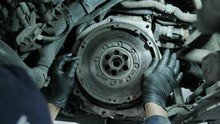 Change And Repair Clutch, Driv...