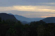 Sunet Inthe Thai Mountains