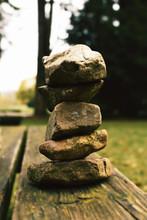Stone Balance Construction