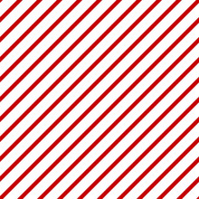 Red And White Stripe Pattern Seamless. Red Line Background. Christmas Background. Stripe Pattern For Gift Wrap, Fabric Pattern, Textile, Tile And Wallpaper.