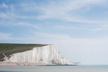 White Chalk Cliffs Of Dover