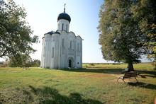 Church Summer Landscape Orthod...