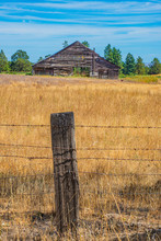 Juniper Flat Ranch Barn And Ba...