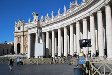 St. Peters And Vatican City