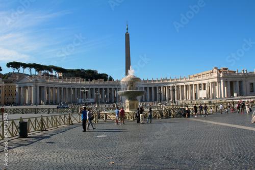 Vászonkép St. Peters and Vatican City