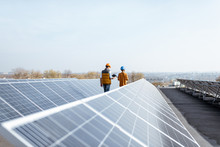 View On The Rooftop Solar Powe...