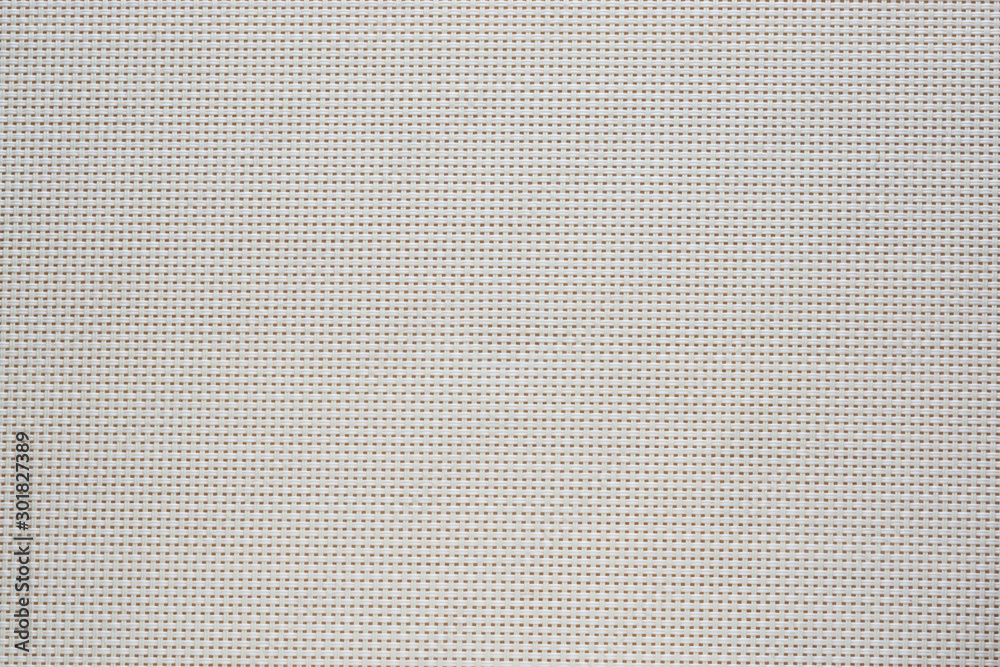 Fototapety, obrazy: White background from wicker fabric texture