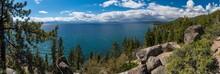 Lake Tahoe In Famous Californi...