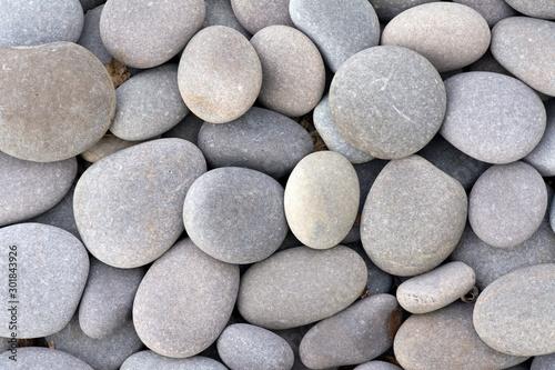 Fototapeta kamień  small-stones-in-various-shades-of-gray