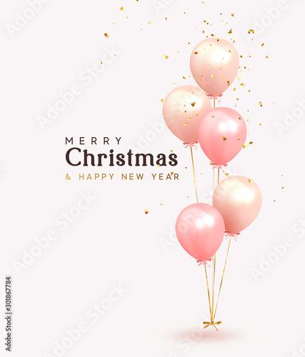 Carta da parati Christmas background