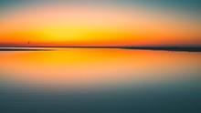 Beautiful View Of The Reflecti...