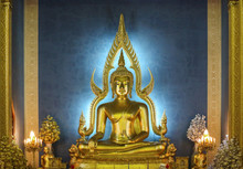 Thai Best Beautiful Buddha Sta...