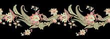Classic Paisley Pattern, Wallpaper Pattern