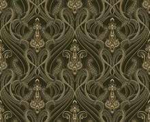Classic Paisley Pattern, Wallp...