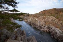 Great Falls Nationalpark Im He...