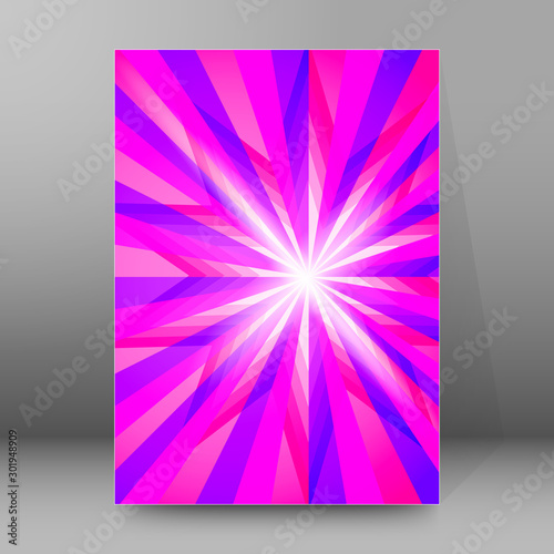 cover page background design element glow light effect21 Wallpaper Mural
