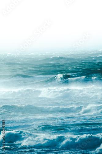 Fototapeta sea and background obraz