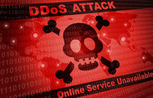 DDOS Attack Malware Hacker Aro...
