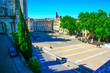 Marktplatz in der Provence
