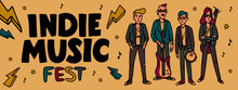 Indie Music Festival Horizonta...