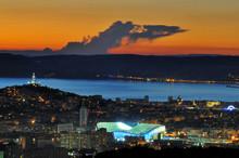 Crépuscule Sur Marseille Et L...
