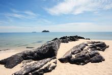 Beautiful Seascape Of The Rock...