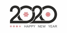 Happy 2020 New Year. Christmas...